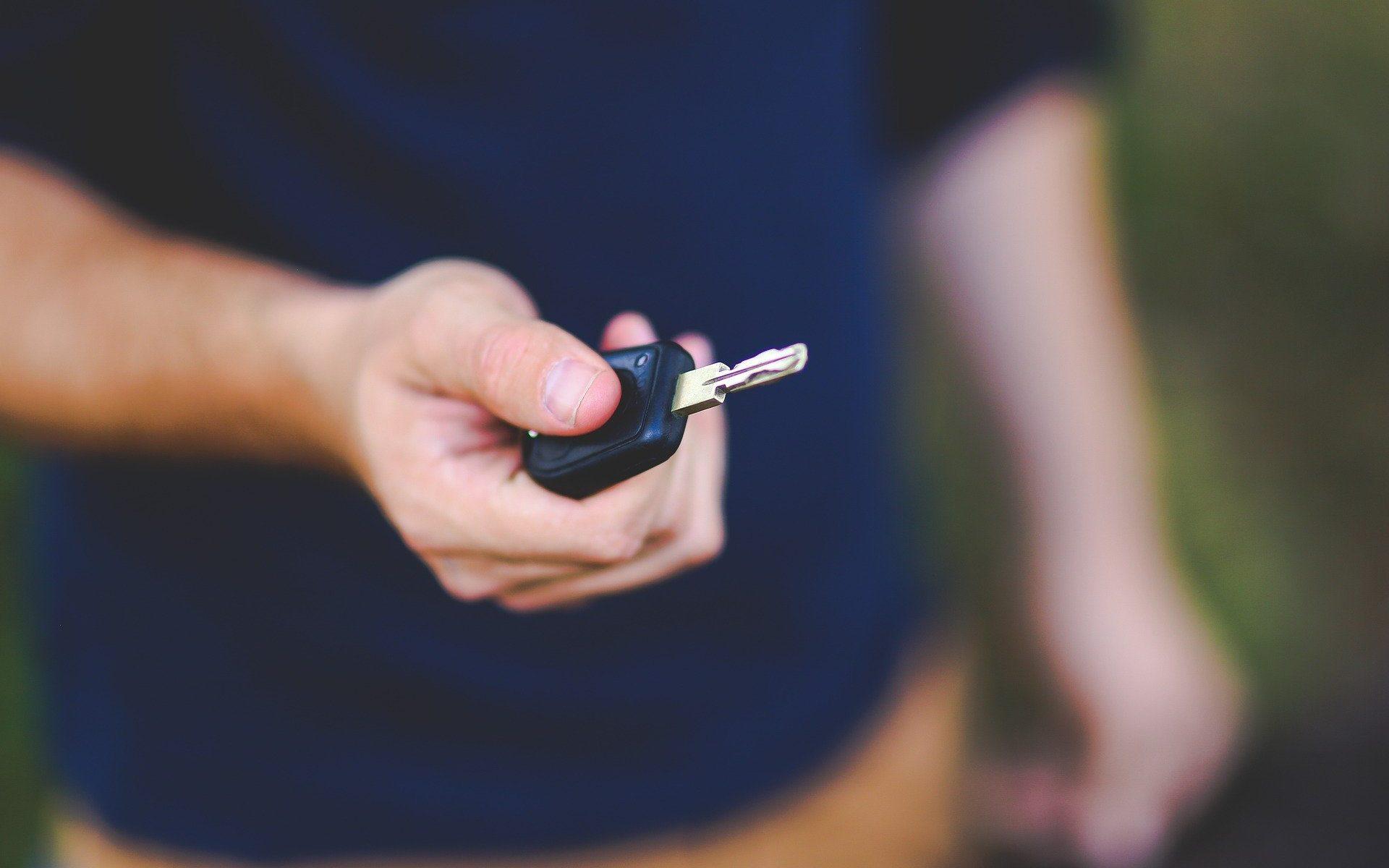 Mistet bilnøklene?